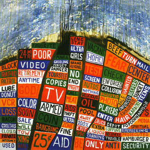 Radiohead - Hail To The Thief - Album Cover