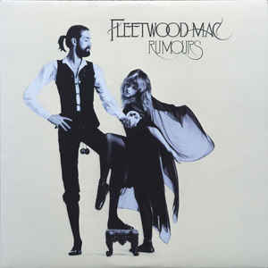 Fleetwood Mac - Rumours - Album Cover