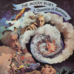 The Moody Blues - A Question Of Balance - VinylWorld