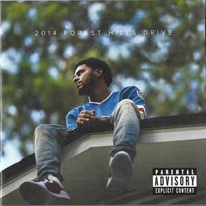 J. Cole - 2014 Forest Hills Drive - Album Cover