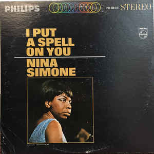 Nina Simone - I Put A Spell On You - Album Cover