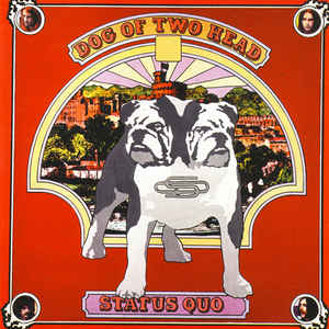 Status Quo - Dog Of Two Head - Album Cover