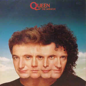 Queen - The Miracle - Album Cover