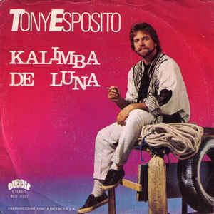 Tony Esposito - Kalimba De Luna - Album Cover