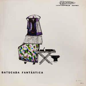 Batucada Fantástica - Album Cover - VinylWorld