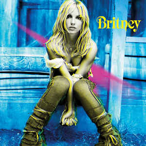 Britney - Album Cover - VinylWorld
