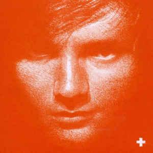 Ed Sheeran - + - Album Cover