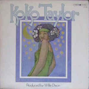 Koko Taylor - Koko Taylor - Album Cover