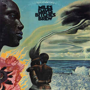Miles Davis - Bitches Brew - Album Cover