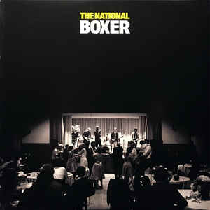The National - Boxer - Album Cover