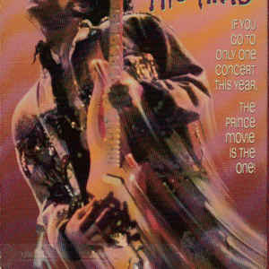 "Prince - Sign ""O"" The Times - Album Cover"