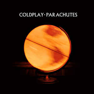 Coldplay - Parachutes - Album Cover