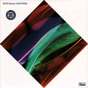 Wild Beasts - Smother - Album Cover