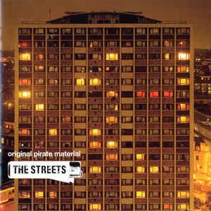 The Streets - Original Pirate Material - Album Cover
