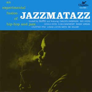 Jazzmatazz Volume: 1 - Album Cover - VinylWorld