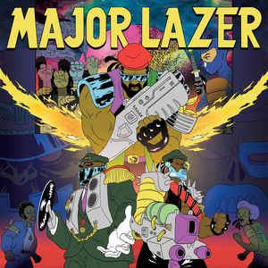Major Lazer - Free The Universe - VinylWorld