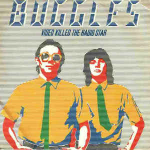 The Buggles - Video Killed The Radio Star - VinylWorld