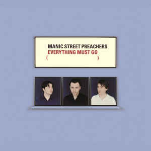 Manic Street Preachers - Everything Must Go - VinylWorld