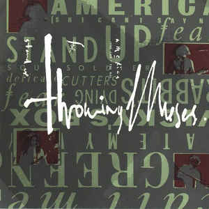 Throwing Muses - Throwing Muses - Album Cover