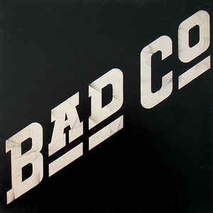 Bad Company (3) - Bad Company - Album Cover