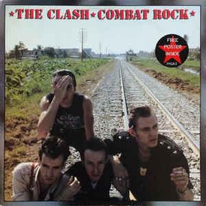 Combat Rock - Album Cover - VinylWorld