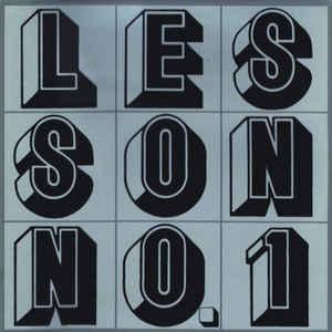 Lesson No. 1 - Album Cover - VinylWorld