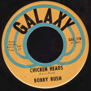 Bobby Rush - Chicken Heads - Album Cover