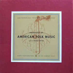 Harry Smith - Anthology Of American Folk Music - Album Cover