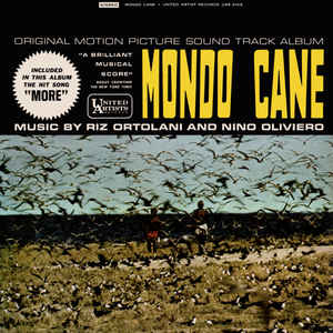 Mondo Cane - Album Cover - VinylWorld