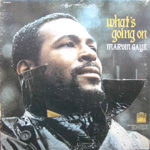 Marvin Gaye - What's Going On - Album Cover