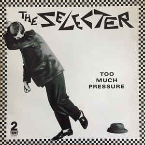 Too Much Pressure - Album Cover - VinylWorld