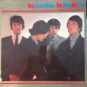 Kinda Kinks - Album Cover - VinylWorld