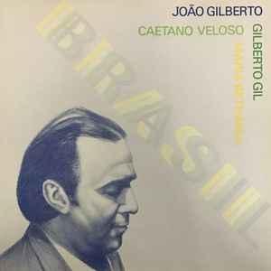 João Gilberto - Brasil - Album Cover