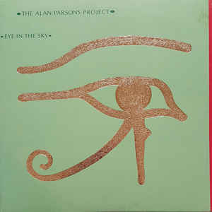 The Alan Parsons Project - Eye In The Sky - Album Cover