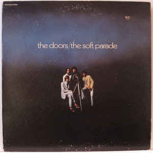The Doors - The Soft Parade - Album Cover