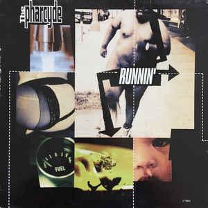 The Pharcyde - Runnin' - Album Cover