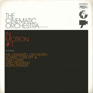 In Motion #1 - Album Cover - VinylWorld