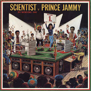Scientist - Big Showdown - Album Cover