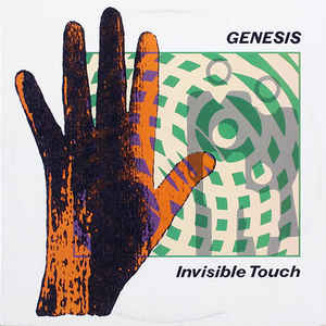 Invisible Touch - Album Cover - VinylWorld