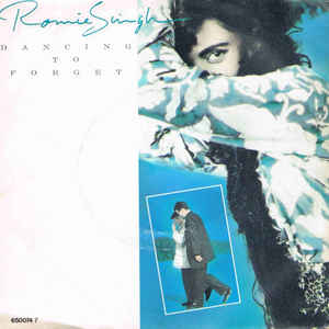 Romie Singh - Dancing To Forget - Album Cover