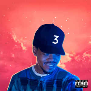 Chance The Rapper - Coloring Book - VinylWorld