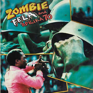 Fela Kuti - Zombie - VinylWorld