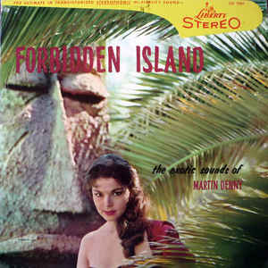 Forbidden Island - Album Cover - VinylWorld