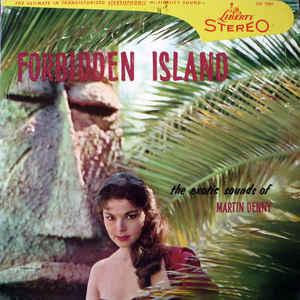 Martin Denny - Forbidden Island - VinylWorld