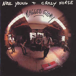 Neil Young & Crazy Horse - Ragged Glory - Album Cover