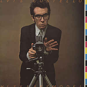 Elvis Costello & The Attractions - This Year's Model - Album Cover