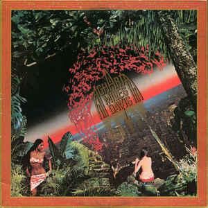 Miles Davis - Agharta - Album Cover