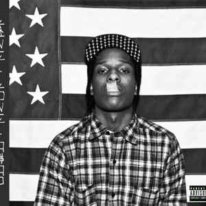 Live.Love.A$AP - Album Cover - VinylWorld