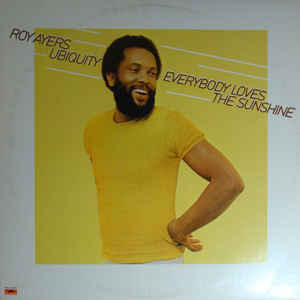 Roy Ayers Ubiquity - Everybody Loves The Sunshine - Album Cover