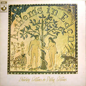 Shirley & Dolly Collins - Anthems In Eden - Album Cover